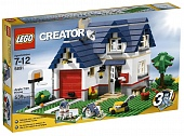 Lego Creator 5891 Apple Tree House Загородный дом