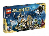 Lego Atlantis 8061 Gateway of the Squid Ворота кальмара