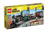 Lego Lone Ranger 79111 Constitution Train Chase Преследование поезда