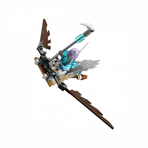 Lego Legends of Сhima 70141 Vardy's Ice Vulture Glider Ледяной планер Варди