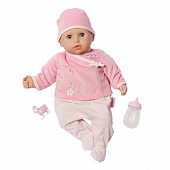 Zapf Creation my first Baby Annabell 792-766 Кукла Давай играть, 36 см