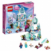 Lego Disney Princess 41062 Elsa's Sparkling Ice Castle Ледяной замок Эльзы