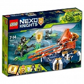 Lego Nexo Knights 72001 Lance's Hive Jouster