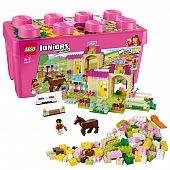Lego Juniors 10674 Pony Farm Пони на ферме