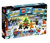 Lego City 7687 City Advent Calendar