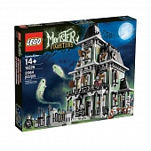Lego Monster Fighters 10228 Haunted House Дом с Привидениями