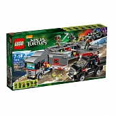 Lego Ninja Turtles 79116 Big Rig Snow Getaway