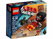 Lego Movie 70817 Batman & Super Angry Kitty Attack Бэтмен и Атака Злой Кисы