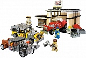 Lego Racers 10200 Custom Car Garage