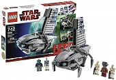 Lego Star Wars 8036 Separatists Shuttle Шаттл сепаратистов