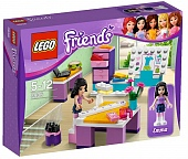 Lego Friends 3936 Emma's Design Studio Дизайн-студия Эммы