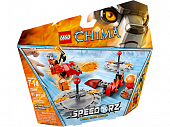 Lego Legends of Сhima 70149 Scorching Blades