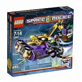 Lego Space Police 5982 Smash 'n' Grab