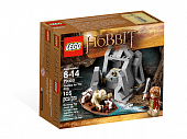 Lego Hobbit  79000 The Riddles for The Ring Тайны кольца