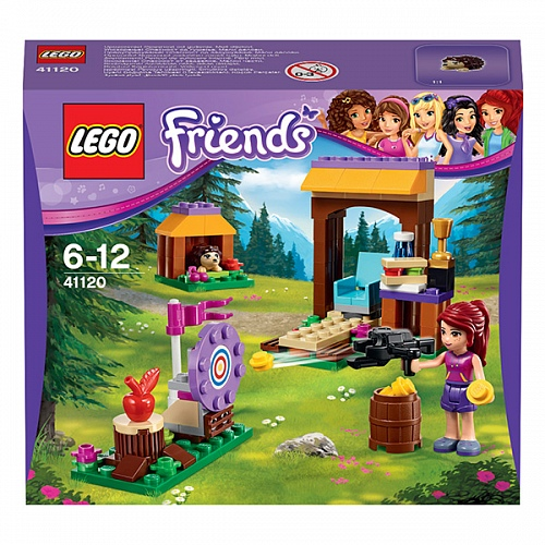 Lego Friends 41120 Спортивный лагерь: стрельба из лука