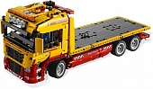 Lego Technic 8109 Flatbed Truck