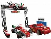 Lego Cars 8423 World Grand Prix Racing Rivalry Мировой Гран-При