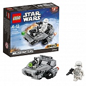 Lego Star Wars 75126 Confidential Microfighter Villain craft