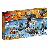 Lego Legends of Сhima 70226 Mammoth's Frozen Stronghold