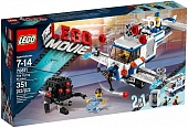 Lego Movie 70811 The Flying Flusher Летающая мойка