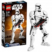 Lego Star Wars 75114 Villain Trooper CONFIDENTIAL