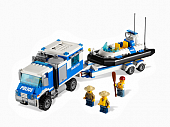 Lego City 4205 Off-Road Command Centre
