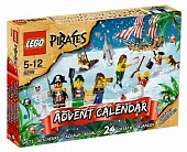 Lego Pirates 6299 Pirates Advent Calendar