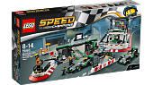 Lego Speed Champions 75833 Mercedes Amg Petronas Formula One™ Team