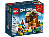 Lego Creator 40106 2014 Christmas set 1 of 2