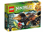 Lego Ninjago 70502 Cole's Earth Driller