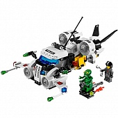 Lego Space Police 5971 Gold Heist