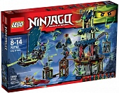 Lego Ninjago 70732 City of Stiix Город Стикс