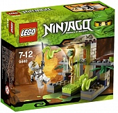 Lego Ninjago 9440 Venomari Shrine Храм Веномари
