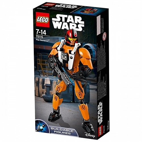 Lego Star Wars 75115 Second Hero Pilot CONF