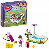 Lego Friends 41090 Olivia's Garden Pool Маленький бассейн Оливии