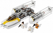 Lego Star Wars 9495 Gold Leader's Y-Wing Starfighter Y-wing Золотого Лидера