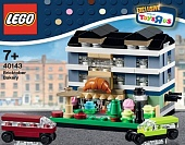 Lego Exclusive 40143 Bricktober Bakery