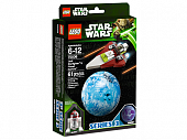 Lego Star Wars 75006 Jedi Starfighter & Planet Kamino Истребитель Джедаев и планета Камино