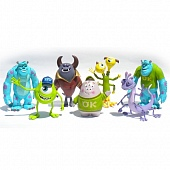Игрушка Monsters University 87002 Фигурка монстра 10-14 см