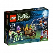 Lego Monster Fighters 9462 Mummie Мумия