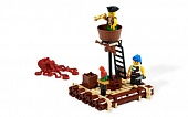 Lego Pirates 6240 Kraken Attack Атака кракена