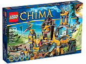 Lego Legends of Сhima 70010 The Lion CHI Temple Храм ЧИ Клана Львов