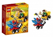 Lego Super Heroes 76089 Mighty Micros: Scarlet Spider vs.Sandman