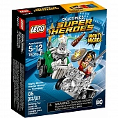 Lego Super Heroes 76070 Mighty Micros: Чудо-женщина против Думсдэя