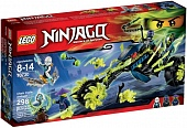 Lego Ninjago 70730 Chain Cycle Ambush