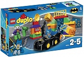 Lego Duplo 10544 The Joker Challenge