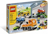 Lego 4635 Fun With Vehicles Весёлый транспорт