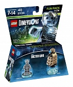 Lego Dimensions 71238 Fun pack: Cyberman