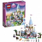 Lego Disney Princess 41055 Cinderella's Romantic Castle Золушка На Балу В Замке