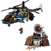 Lego Ultra Agents 8971 Aerial Defence Unit